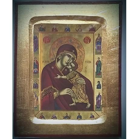 Panna Maria Glykofilusa (Sladkého polibku)