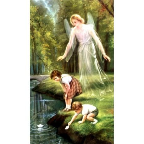 Obrázek - Anděl strážný dětský