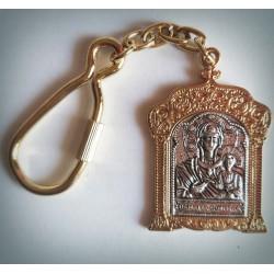 Klíčenka s Pannou Marii a Kristem