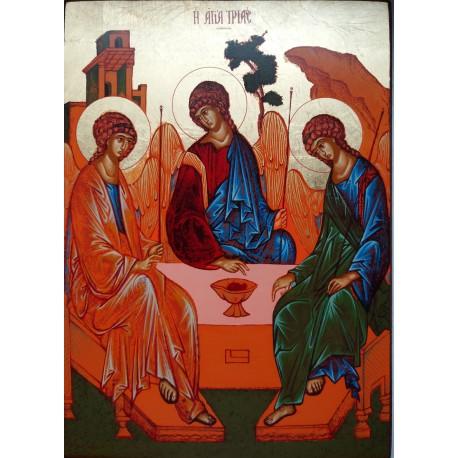 Ikona sv. Trojice (Rublev)