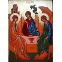 Ikona sv. Trojice (ikona na plátně)