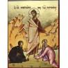 Setkání žen se vzkříšeným Kristem