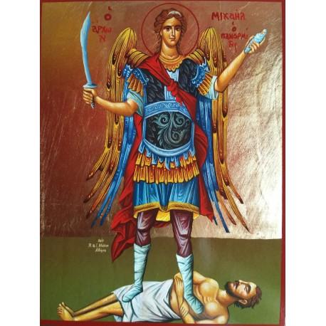Ikona svatého archanděla Michaela z Panormitu