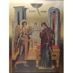 Ikona Zvěstování