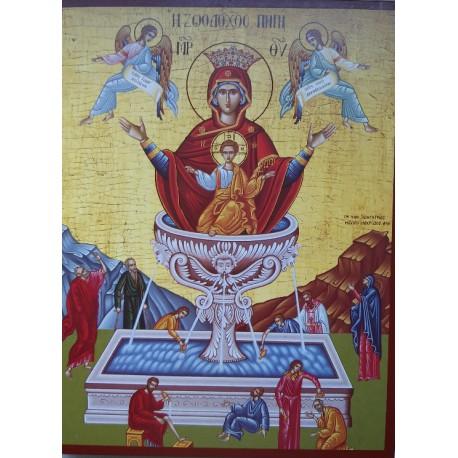 Panna Maria pramen Života