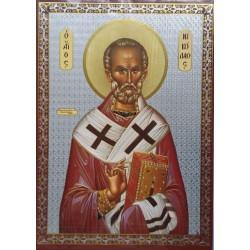 Svatý Mikuláš  (ruský styl)