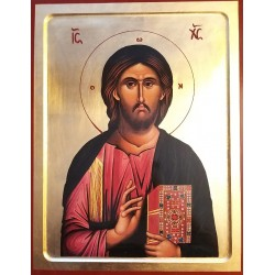 Kristus Vševládce (replika)