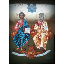Ikona Svaté Trojice