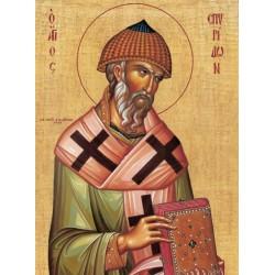 Svatý olej sv. Spyridona – prostředek k duchovní očistě a ochraně