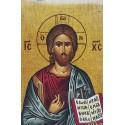 Magnetka s ikonou žehnajícího Krista I