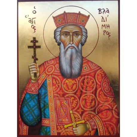 Ikona sv. Vladimíra