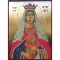 Ikona sv. Alžběty Durynské