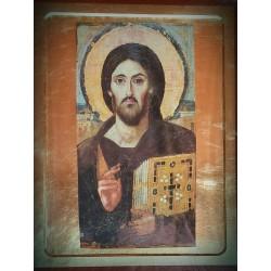 Kristus Vševládce ze Sinaje