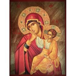 Ikona svaté Bohorodice zvaná Paramythea