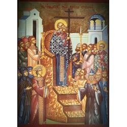 Ikona Povýšení svatého Kříže