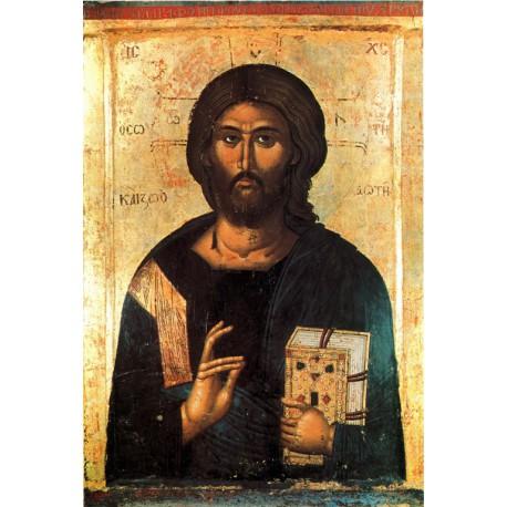Kristus Spasitel a zdroj života