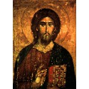 Kristus Pantokrator - byzantská ikona