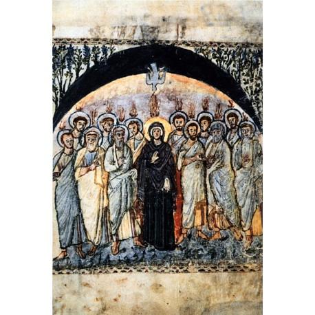 Seslání Ducha Svatého - 6. století