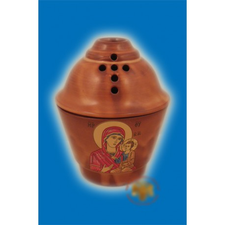 Olejová lampa keramická