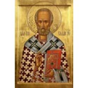 Ikona sv. Mikuláše (Nikolaos)