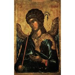 Ikona Archanděla Gabriela (byzantský styl)
