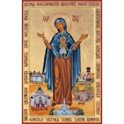 Panna Marie z Nazareta - Matka Evropy