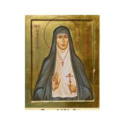 Ikona sv. Alžběty - novomučednice