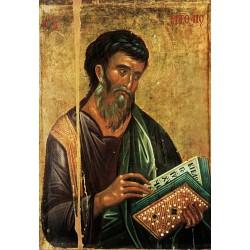 Ikona sv. Matouše evangelisty