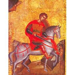 Ikona sv. Martina z Tours