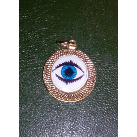 Modré ochranné oko (Nazar)