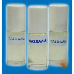 Svatý olej (s aroma šeřík) – prostředek k duchovní očistě a ochraně