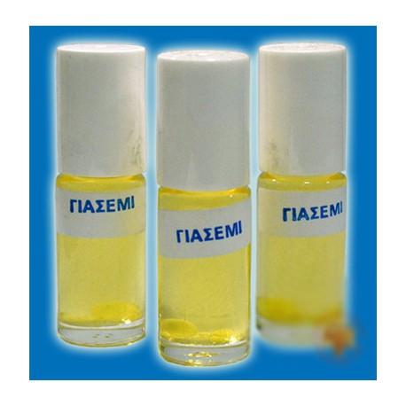 Svatý olej (s aroma jasmínu) – prostředek k duchovní očistě a ochraně