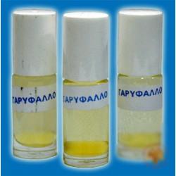 Svatý olej (s aroma karafiátu) – prostředek k duchovní očistě a ochraně