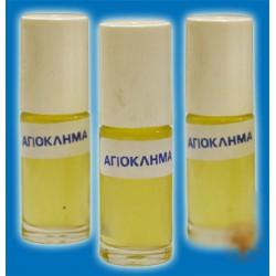 Svatý olej  (s aroma zimolezu)– prostředek k duchovní očistě a ochraně