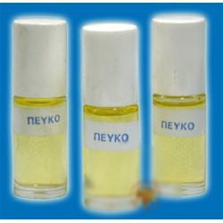 Svatý olej (s aroma pinií) – prostředek k duchovní očistě a ochraně