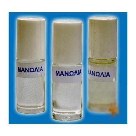 Svatý olej (s aroma magnolie) – prostředek k duchovní očistě a ochraně