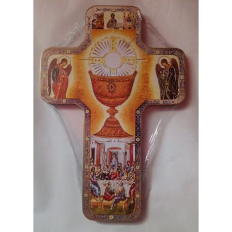 Eucharistický kříž