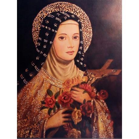 Obrázek sv. Terezie z Lisieux