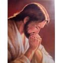 Ježíš modlící se