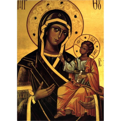 Bohorodička s Kristem