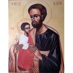 Sv. Josef s Ježíšem