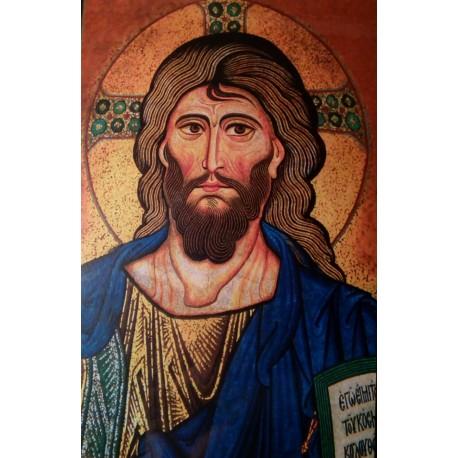Kristus Pantokrator z Cefalù