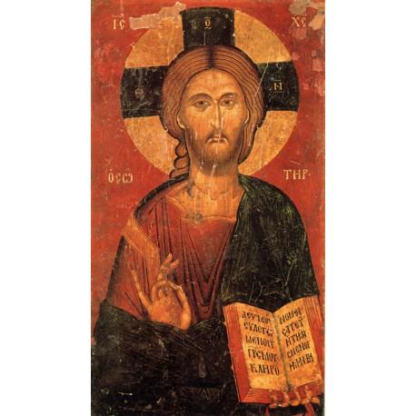 """Kristus Pantokrator """"Spasitel"""""""