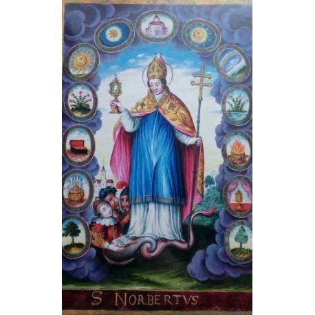 Sv. Norbert Xantenu