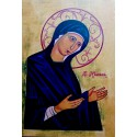 Ikona sv. Moniky