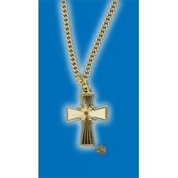 Křížek na krk - starý ortodoxní styl
