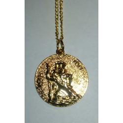 Ikonka na krk sv. Kryštofa (Christoforos)