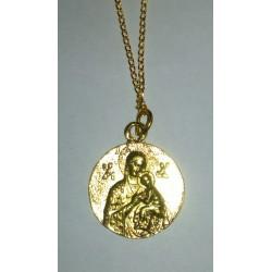 Ikonka na krk Panny Marie a Ježíše
