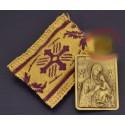 Filakto s kovovou ikonkou Panny Marie
