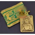 Filakto s kovovou ikonkou Ježíše Krista